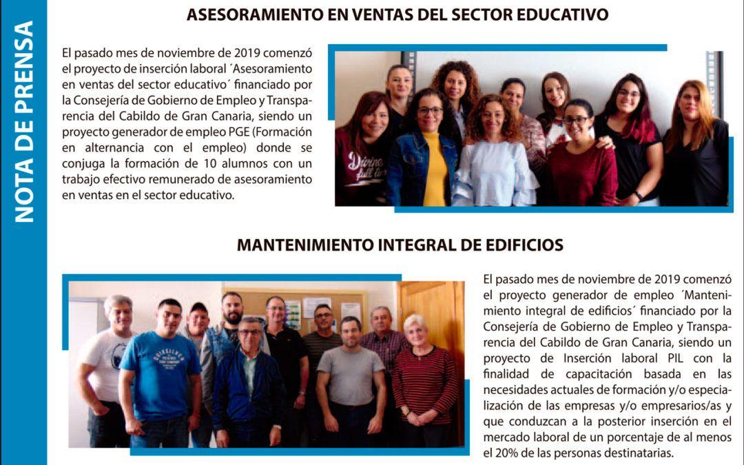 Asesoramiento en Ventas del Sector Educativo