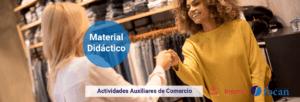 Actividades Auxiliares de Comercio