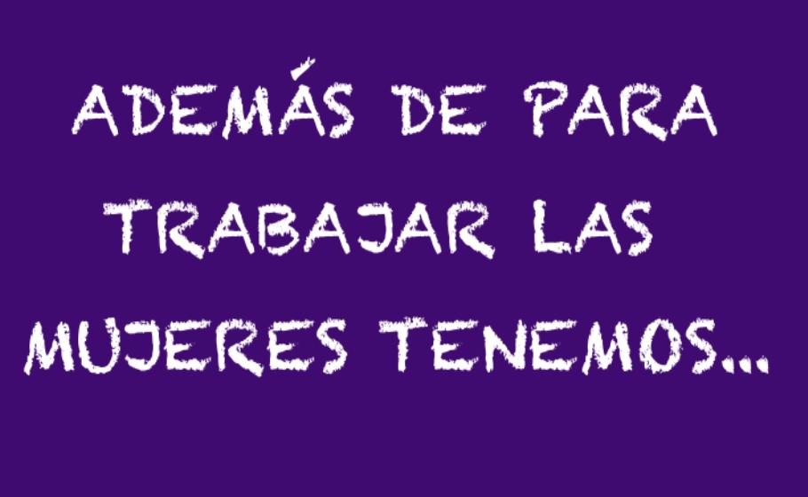8 DE MARZO: DIA INTERNACIONAL DE LAS MUJERES