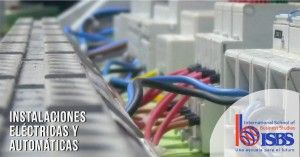 Ciclo grado medio Instalaciones Eléctricas y Automáticas en Instituto Focan Gran Canaria.