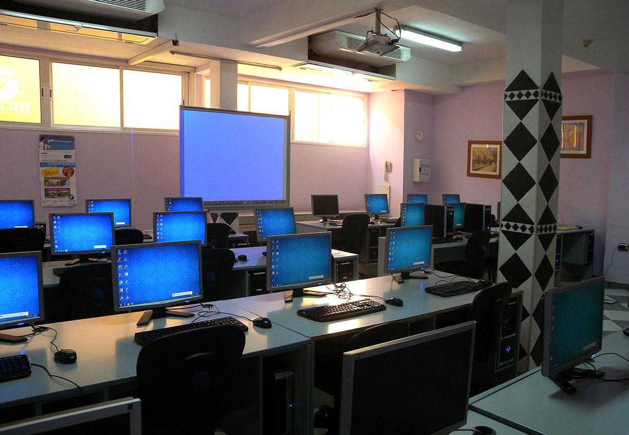 Gran Canaria - Aula informática
