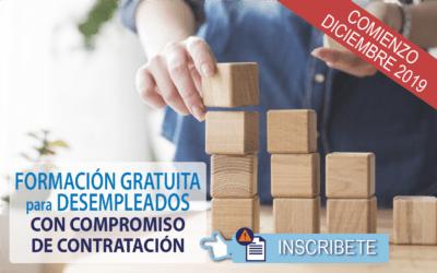 Cursos de Formación para Desempleados con Compromiso de Contratación