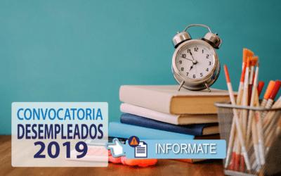Cursos Gratuitos para Desempleados 2019