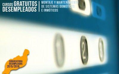 Inicio en Lanzarote del Certificado de Profesionalidad Montaje y Mantenimiento de sistemas Domóticos e Inmóticos