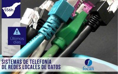 Curso de Sistemas de Telefonía y de redes locales de datos