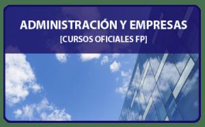 Acceso plataforma online Cursos Oficiales de FP de Administración y Empresas