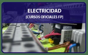 Acceso plataforma online Cursos Oficiales de FP de Electricidad en Instituto Focan