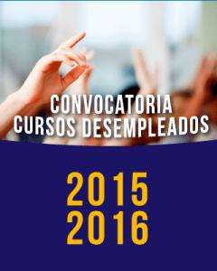 Convocatoria cursos para desempleados 2015/2016 en instituto Focan