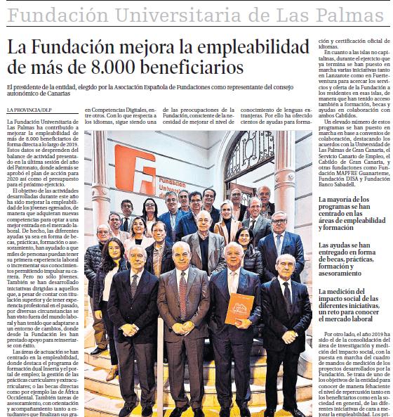 Fundación Universitaria Las Palmas