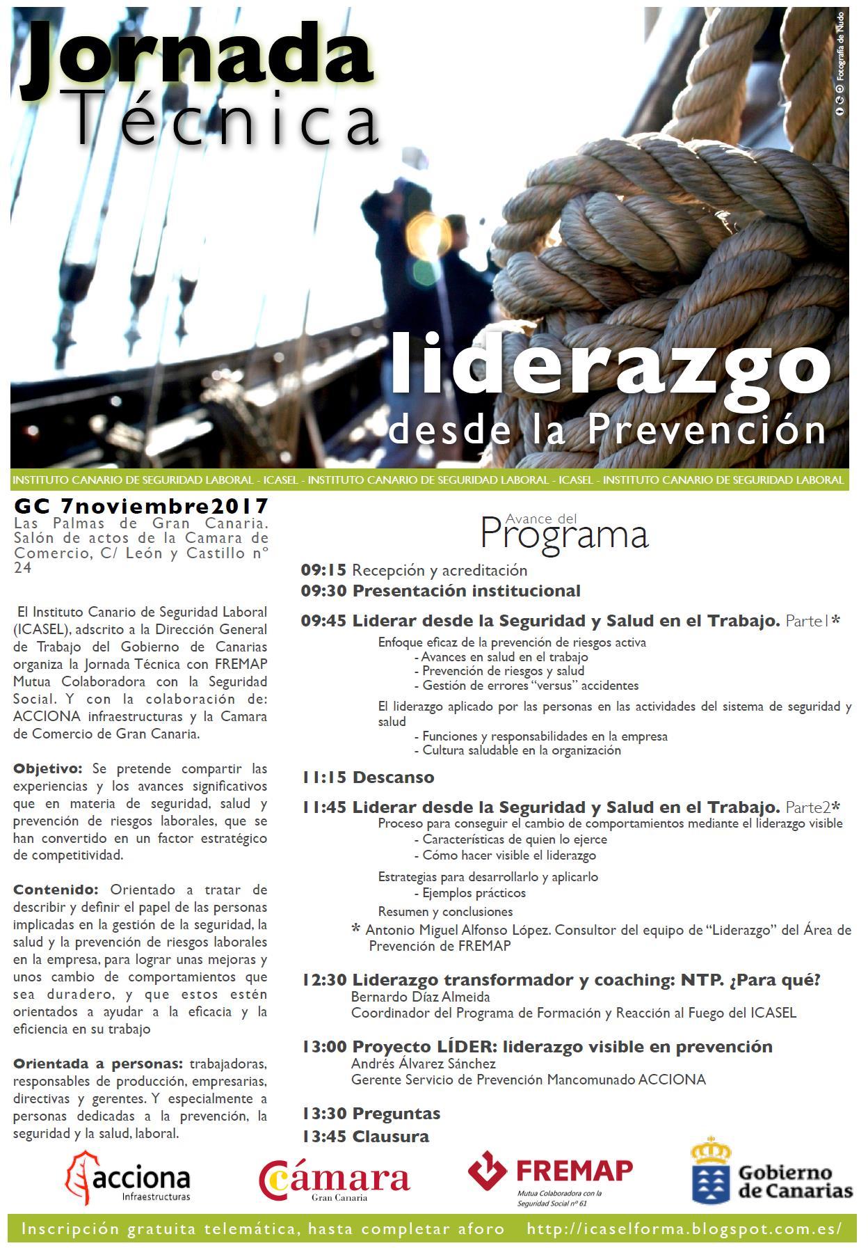 Nota de prensa en Canarias 7 de la entrega de orlas de los ciclos de FP y certificados de profesionalidad en la Cámara de Comercio de G.C.