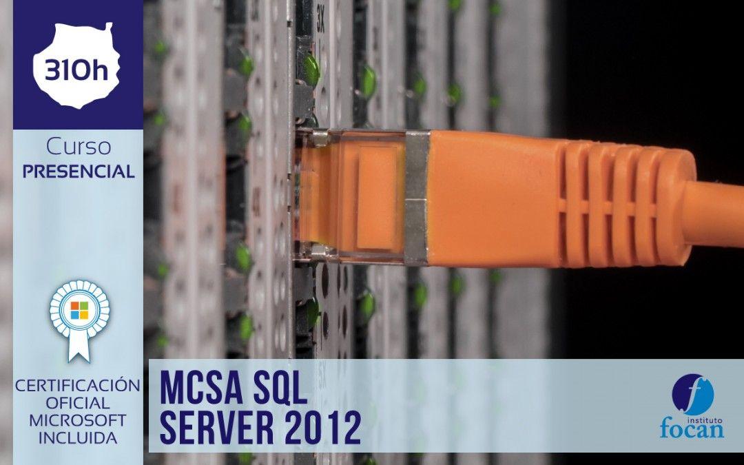 Curso SQL Server 2012 para Desempleados en Gran Canaria