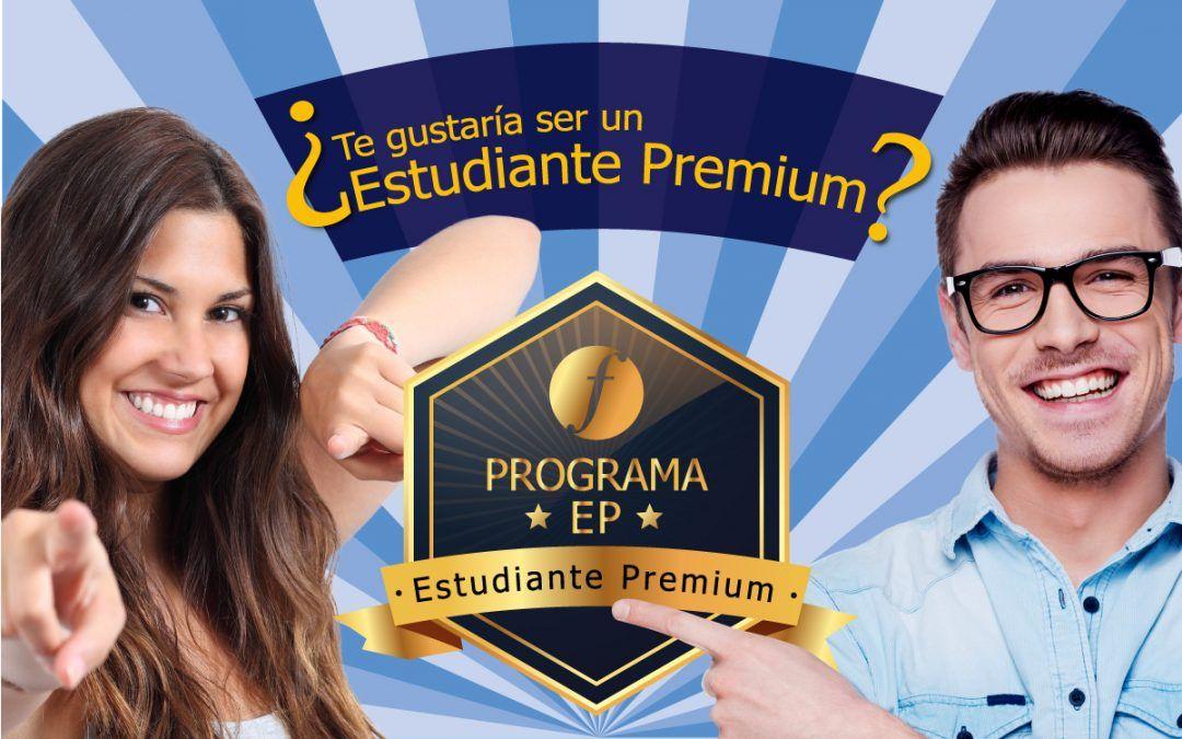 Conviértete en un Estudiante Premium y aprovecha todas las ventajas