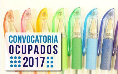 Listado DEFINITIVO de Cursos para Ocupados 2017