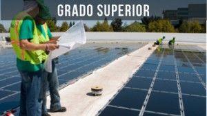 Ciclo de FP semipresencial de Eficiencia Energética y Energía Solar Térmica
